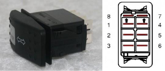 Spal Door Actuator Wiring Diagram
