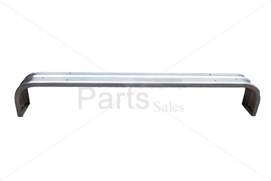 drw ss bumper w  sensor holes -  2416199cs-punched bus part - bumpers - steel
