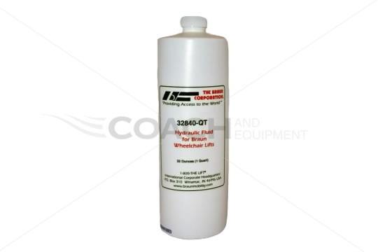 Braun Corporation - Hydraulic Fluid